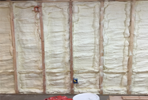 Retrofoam Insulation